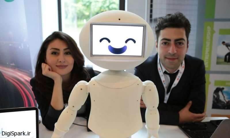 ربات های اجتماعی