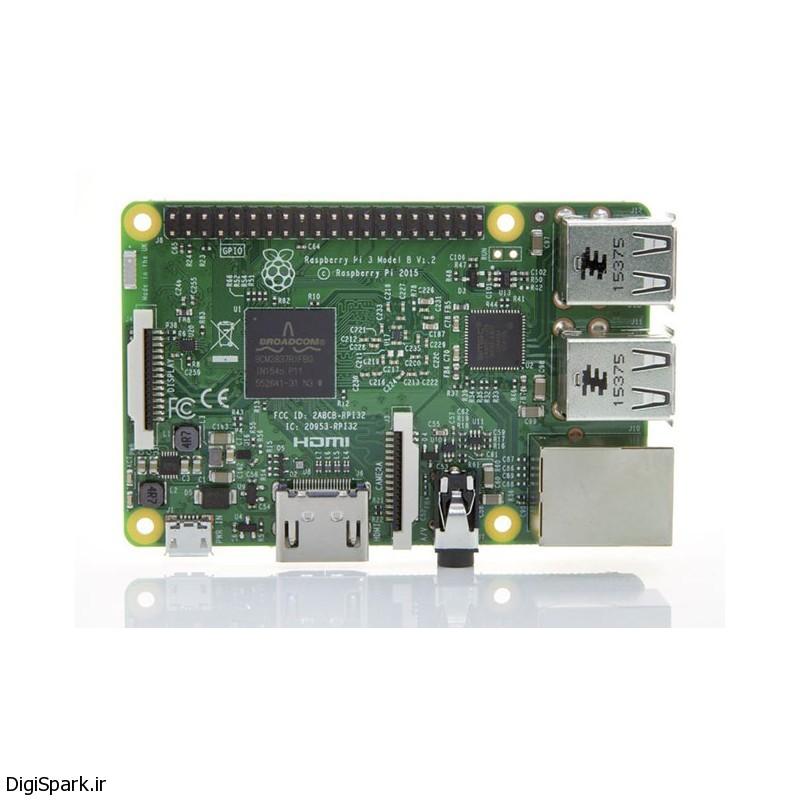 raspberry-pi-3-رزبری-پای-3