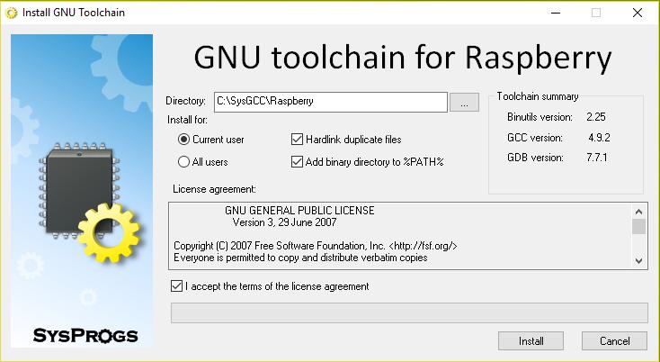 نصب ابزار cross-toolchain , Cross-compiling،Qt،raspberry pi،آموزش حرفه ای رزبری پای،کراس کامپایل،کیوت