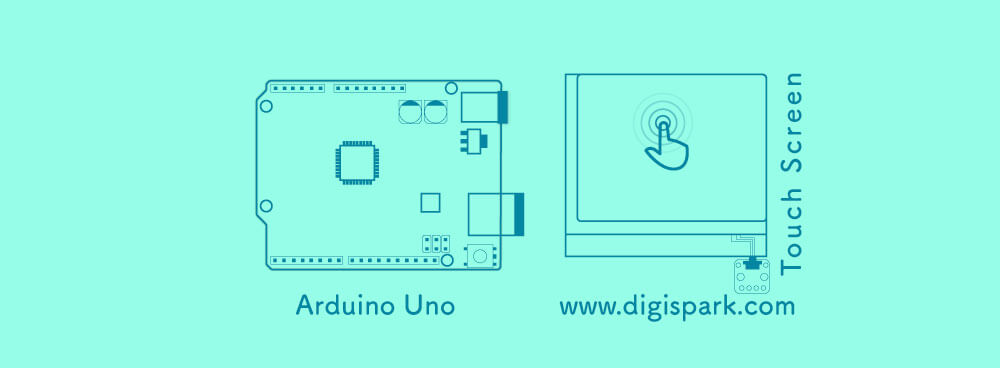 Nintendo DS touch-screen-arduino