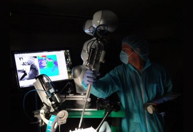 digirobot-robotic ربات جراحی