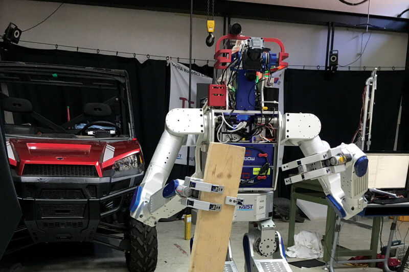 robot-championv ربات