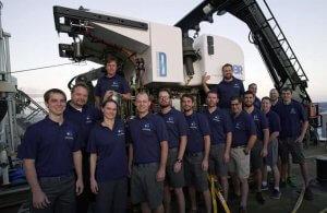 ربات های تحقیقاتی برای حفر کردن اعماق دریاچه یلواستون