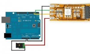 اتصال ال ای دی نواری به آردوینو Arduino digispark