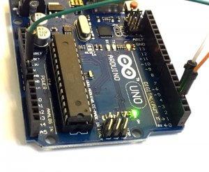 اتصال پین ها به برد آردوینو Arduino - digispark