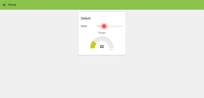 محیط گرافیکی نرم افزار Node-RED-digispark