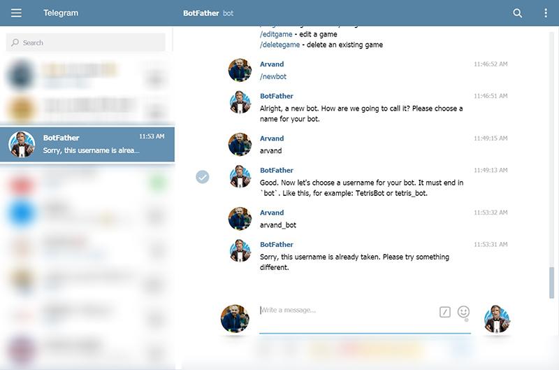آموزش ارتباط ربات تلگرام با برد رزبری پای -Raspberry pi-Digispark