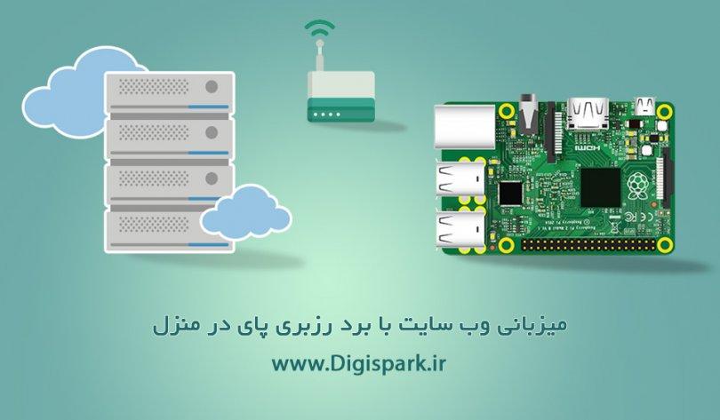 rpi-server-website
