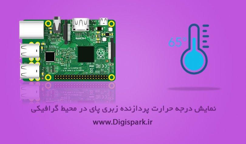 آموزش تصویری رسپبری پای Raspberry Pi دیجی اسپارک
