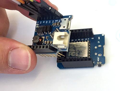 مدیریت وسایل برقی با ربات تلگرام و سیستم چت آنلاین آردوینو-دیجی اسپارک