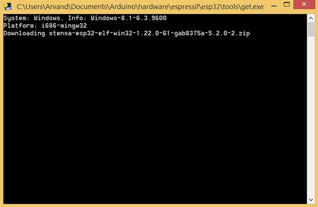 نصب-GIT-در-ویندوز-جهت-راه-اندازی-ماژول--ESP32---دیجی-اسپارک