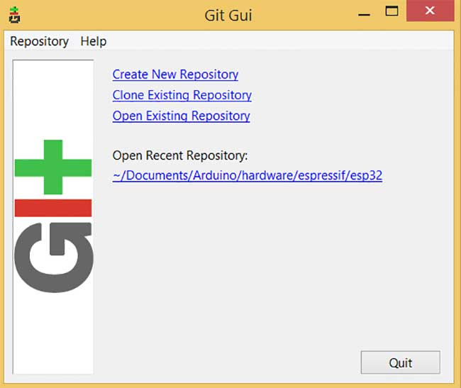 نصب GIT در ویندوز جهت راه اندازی ماژول ESP32 -دیجی اسپارک
