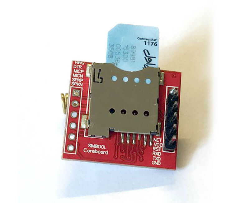 آموزش راه اندازی ماژول Sim800L - بخش اول تست شبکه-دیجی اسپارک