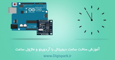 arduino-digital-clock-ds1307-segment--digispark