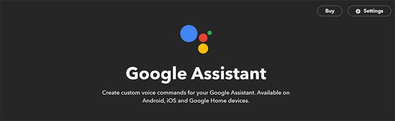 ارتباط آردوینو بادستیار صوتی گوگلGoogle Assistant - دیجی اسپارک