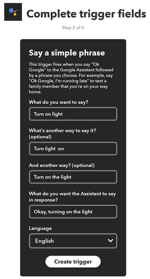 کنترل اشیا با برد Wemos از طریق صدا با Google Assistant و IFTTT - دیجی اسپارک