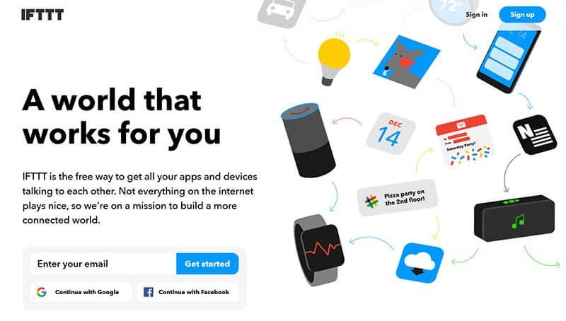 کنترل اشیا با برد Wemos از طریق صدا با Google Assistant و IFTTT-دیجی اسپارک