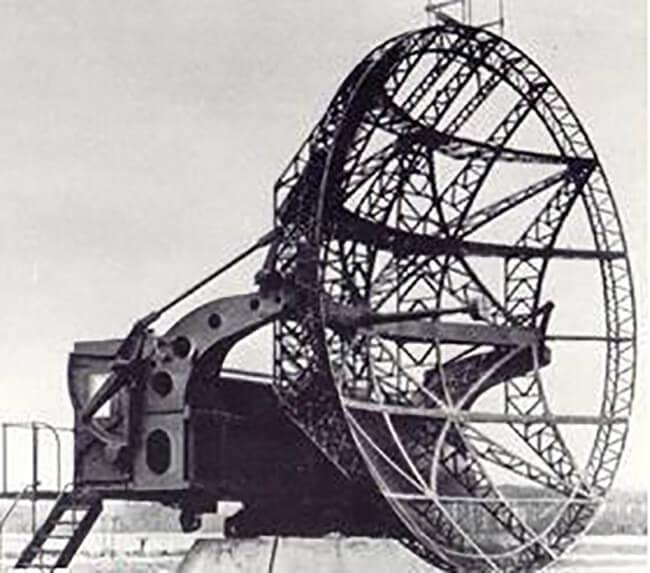 اولین رادار ساخته شده توسط بشر - دیجی اسپارک