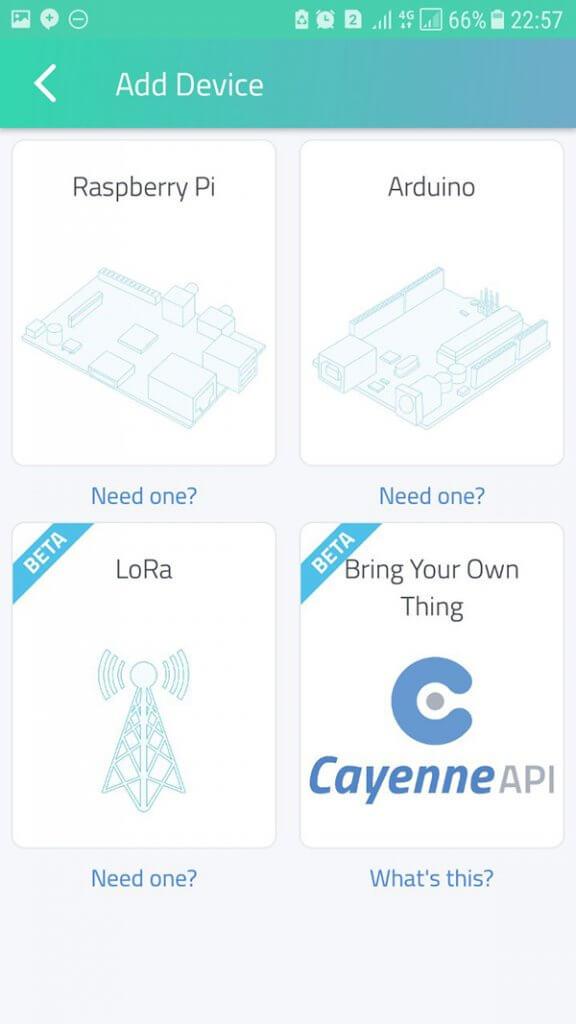انتخاب برد در محیط نرم افزار Cayenne - دیجی اسپارک