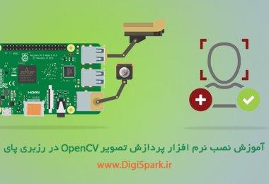 OpenCV-on-raspberry-pi--Digispark