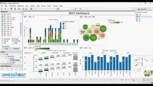 نرم افزار Tableau software مخصوص تحلیل دیتا - دیجی اسپارک