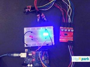 آموزش ساخت مدار تشخیص مانع infrared avoidance - دیجی اسپارک