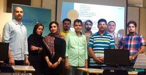 کارگاه کاربردی آردوینو در تاریخ 20 تیر ماه - تهران