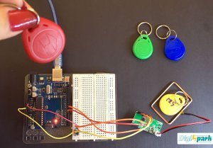 راه اندازی RFID با فرکانس 125KHz توسط آردوینو و ماژول RDM6300 - دیجی اسپارک
