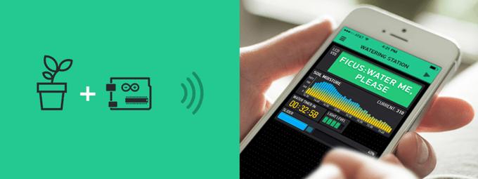 پروژه گلدان هوشمند IoT با اپلیکیشن Blynk و آردوینو - دیجی اسپارک