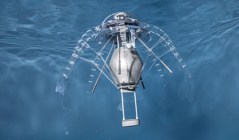 ربات عروس دریایی Aquajellies تحلیل طراحی روبو-پدیا - دیجی اسپارک