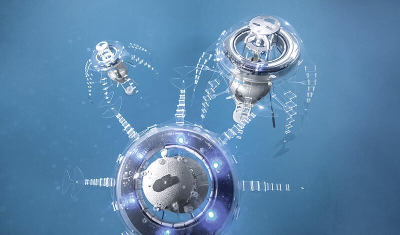 روبو-پدیا ربات عروس دریایی Aquajellies تحلیل طراحی - دیجی اسپارک