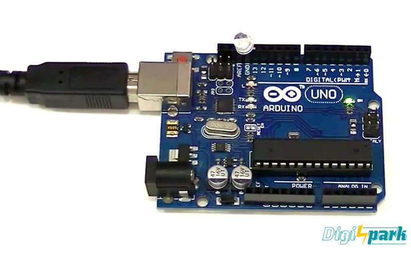 فرمان به LED آردوینو با متلب Matlab - دیجی اسپارک