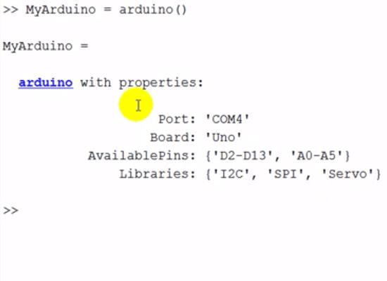 دریافت اطلاعات برد آردوینو در متلب Arduino and Matlab - دیجی اسپارک