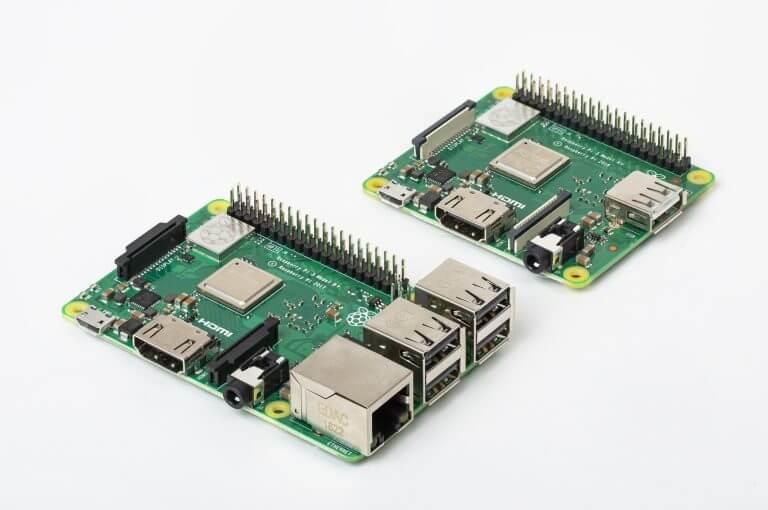 معرفی برد رزبری پای Raspberry pi 3 A+ digispark
