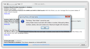 STM32 in arduino IDE 3.
