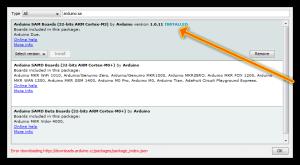 پروگرام کردن برد STM32F103 در کامپایلر آردوینو - دیجی اسپارک
