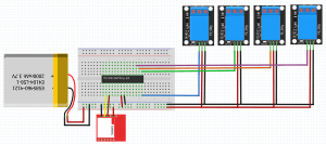 کنترل پیامک با ماژول سیم کارت Sim800L GSM Module - دیجی اسپارک