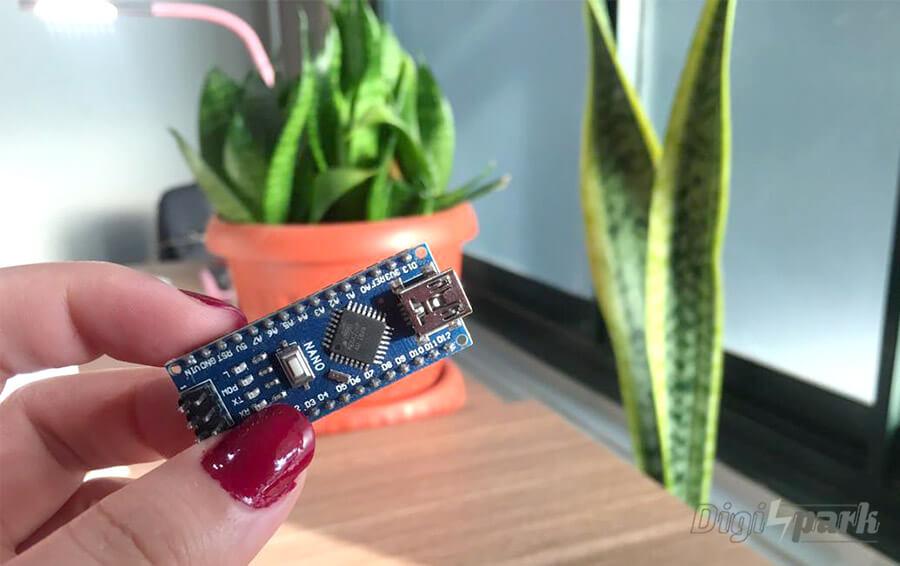 برد آردوینو نانو Nano Arduino R3 - دیجی اسپارک