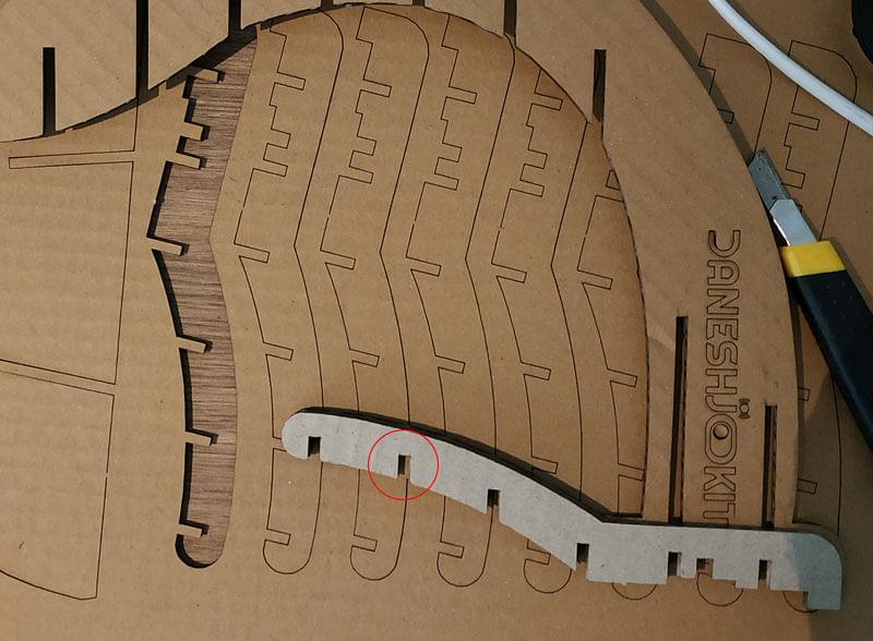 نقشه اسپارکر شیت