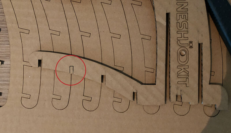 نقشه اسپارکر لایت