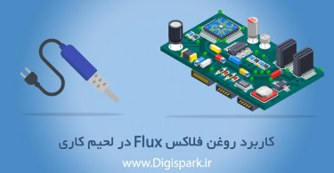 Flux-in-soldering-iron-digispark