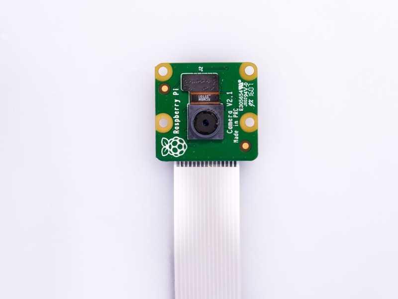 دوربین معمولی رزبری پای - دیجی اسپارک