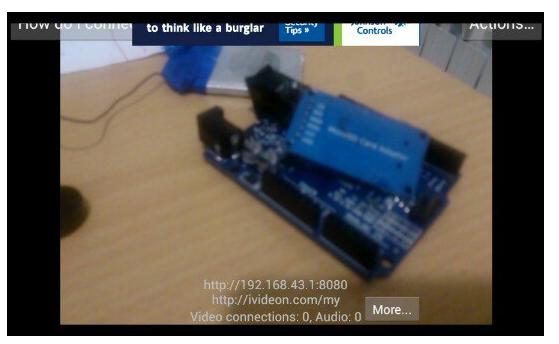 برنامه اندرویدی ivideon برای تبدیل دوربین مدار بسته - دیجی اسپارک