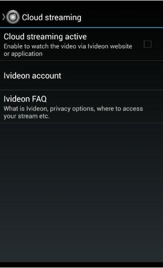 اتصال اندروید به سرویس ivideon تبدیل دوربین مدار بسته - دیجی اسپارک