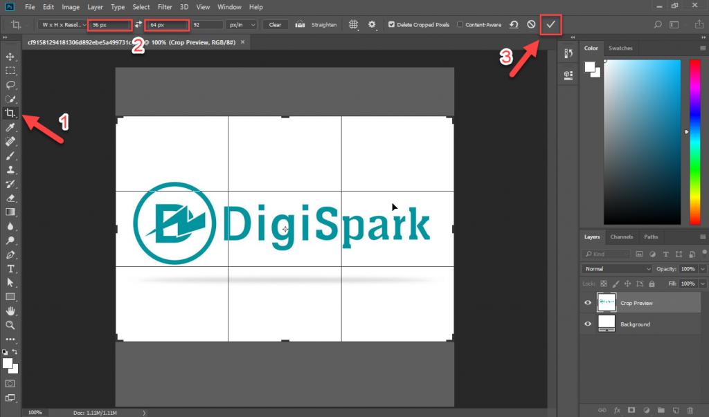 آماده سازی تصویر برای ماژول OLED Full Color - دیجی اسپارک
