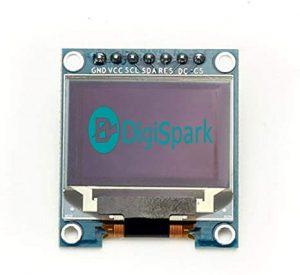 نمایشگر OLED Full Color با رابط spi - دیجی اسپارک