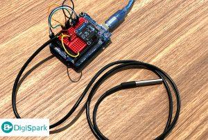 کیت تشخیص کرونا با تب سنج آردوینو Arduino Fever Meter - دیجی اسپارک