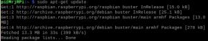 دستور آپدیت سیستم عامل لینوکس در ترمینال - دیجی اسپارک