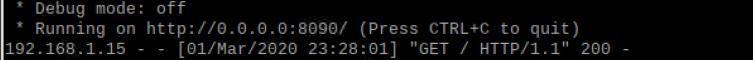 آشنایی با فریم ورک Flask و کاربرد آن در رزبری پای Raspberry Pi - دیجی اسپارک