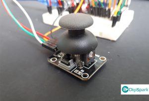 ماژول جوی استیک برای ساخت دنده هوشمند آردوینو - دیجی اسپارک